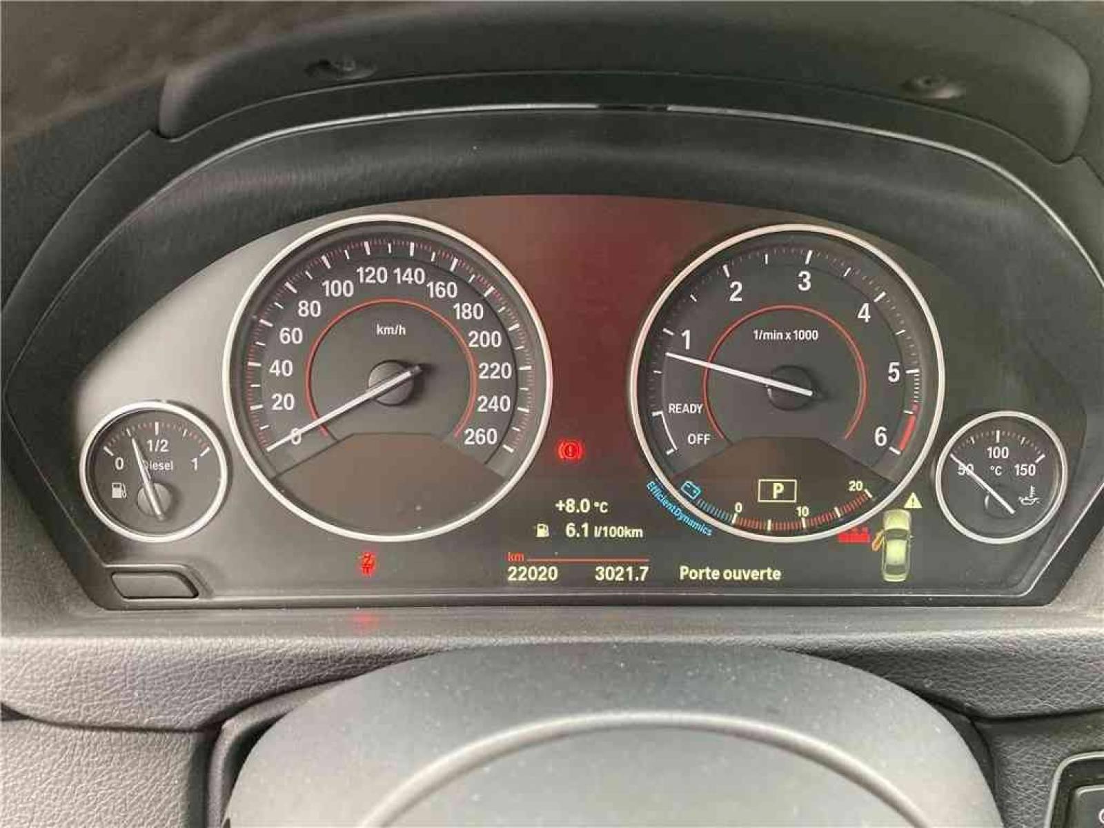 BMW 318d 150 ch BVA8 - véhicule d'occasion - Groupe Guillet - Chalon Automobiles - 71100 - Chalon-sur-Saône - 35