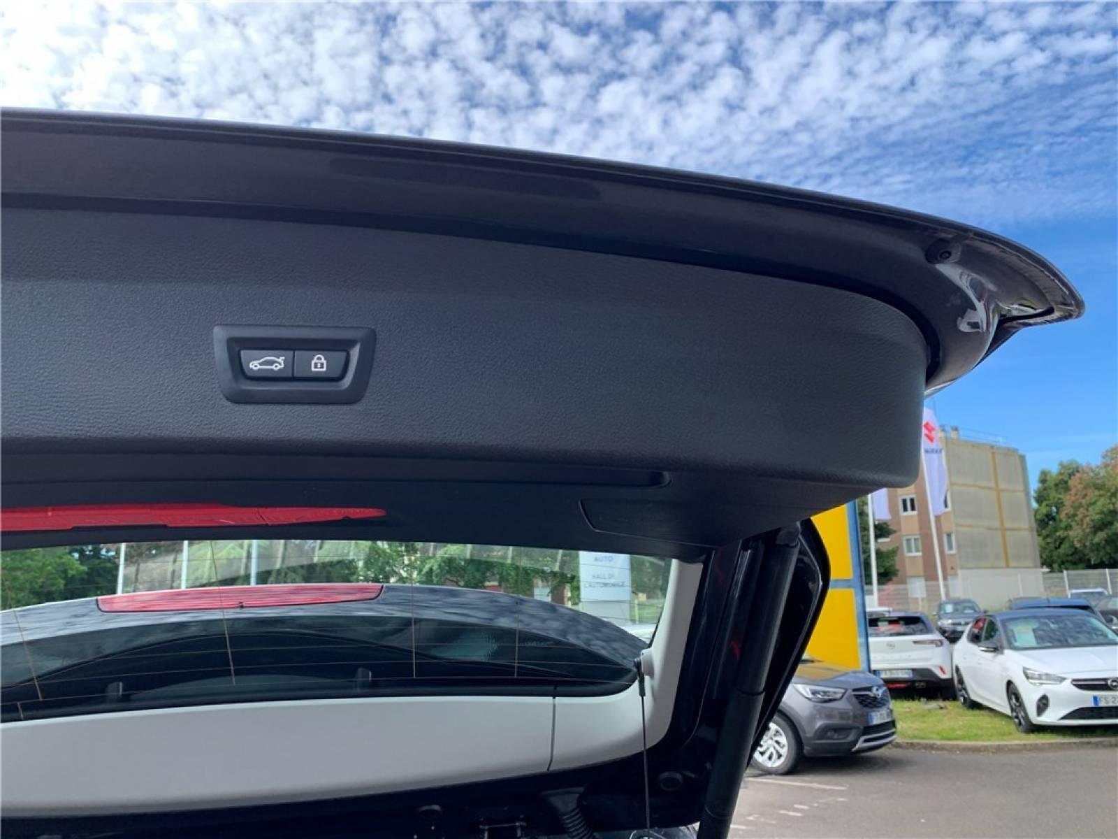 BMW X1 sDrive 18d 150 ch - véhicule d'occasion - Groupe Guillet - Hyundai - Zenith Motors – Montceau-les-Mines - 71300 - Montceau-les-Mines - 8