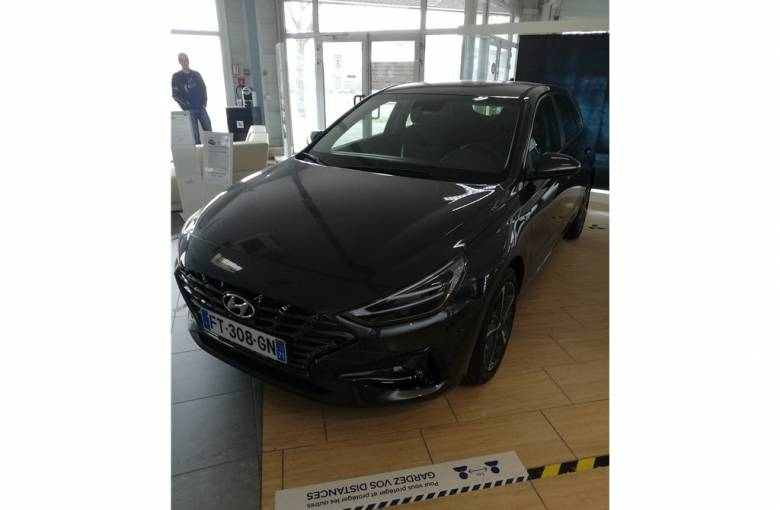 HYUNDAI i30 1.0 T-GDi 120 iBVM6  Creative - véhicule d'occasion - Groupe Guillet