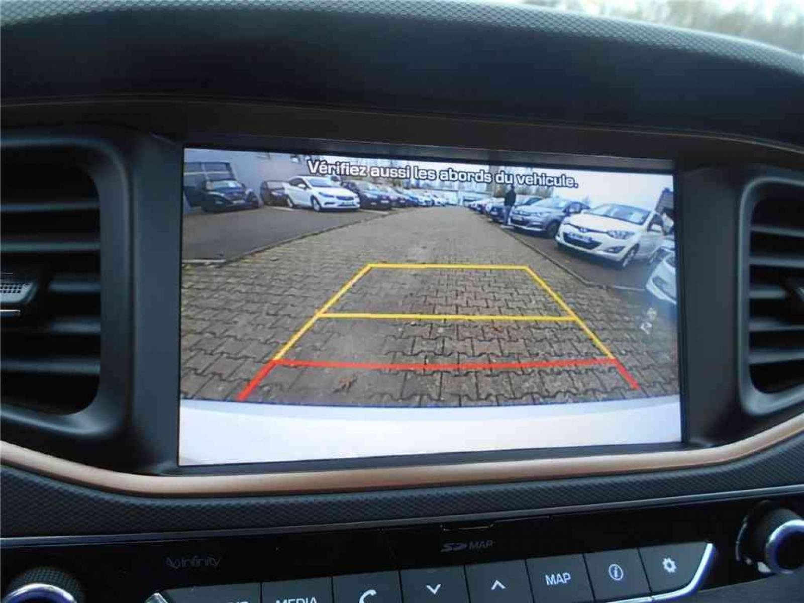 HYUNDAI Ioniq Electric 120 ch - véhicule d'occasion - Groupe Guillet - Chalon Automobiles - 71100 - Chalon-sur-Saône - 19