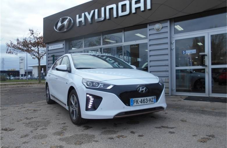 HYUNDAI Ioniq Electric 120 ch  Executive - véhicule d'occasion - Groupe Guillet