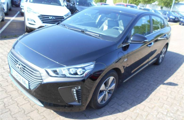 HYUNDAI Ioniq Plug-in 141 ch  Executive - véhicule d'occasion - Groupe Guillet