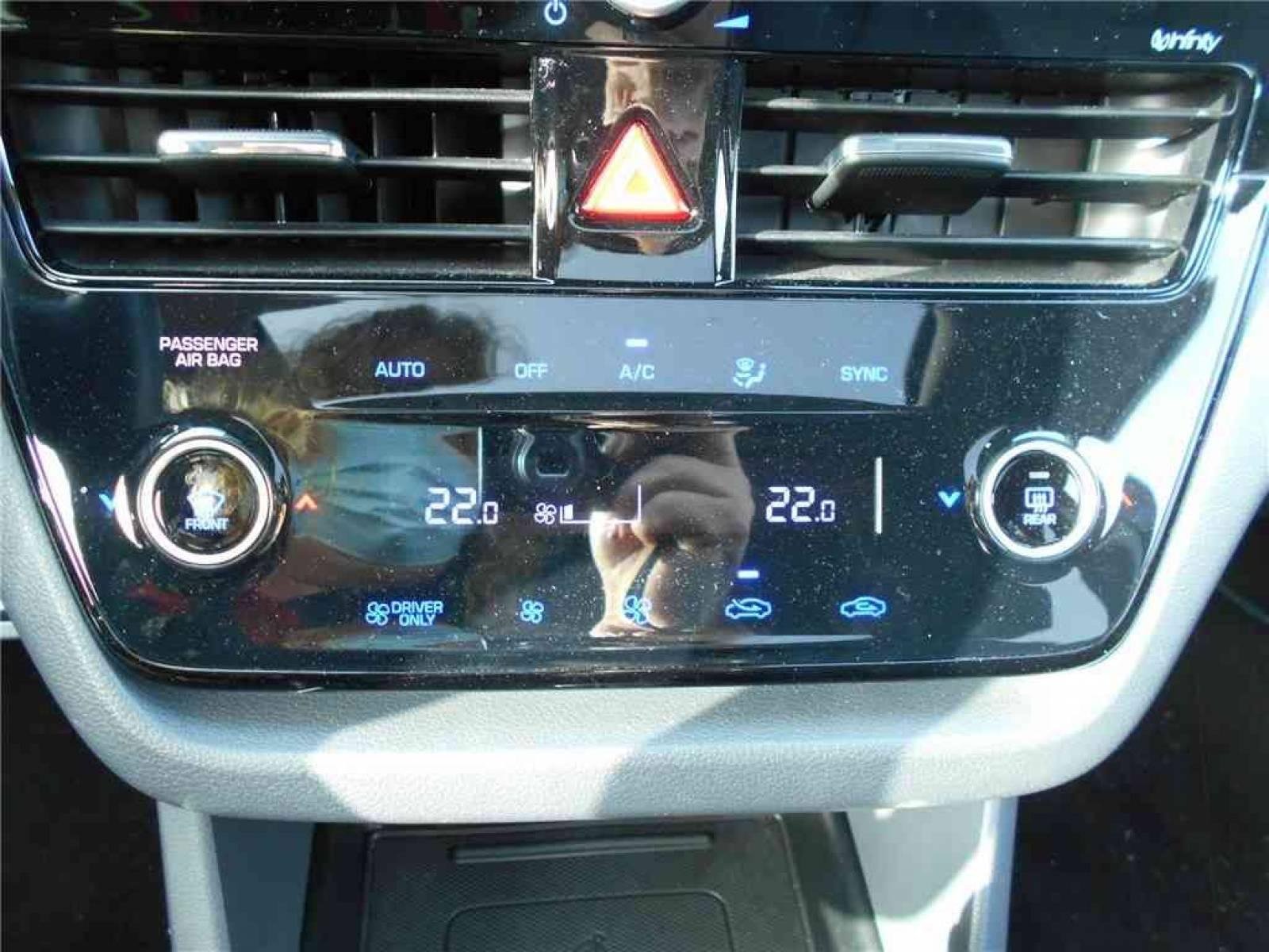 HYUNDAI Ioniq Plug-in 141 ch - véhicule d'occasion - Groupe Guillet - Chalon Automobiles - 71100 - Chalon-sur-Saône - 14