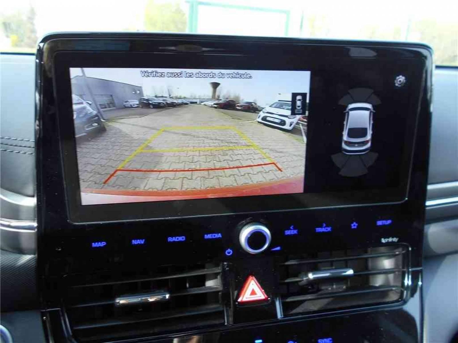 HYUNDAI Ioniq Plug-in 141 ch - véhicule d'occasion - Groupe Guillet - Chalon Automobiles - 71100 - Chalon-sur-Saône - 17