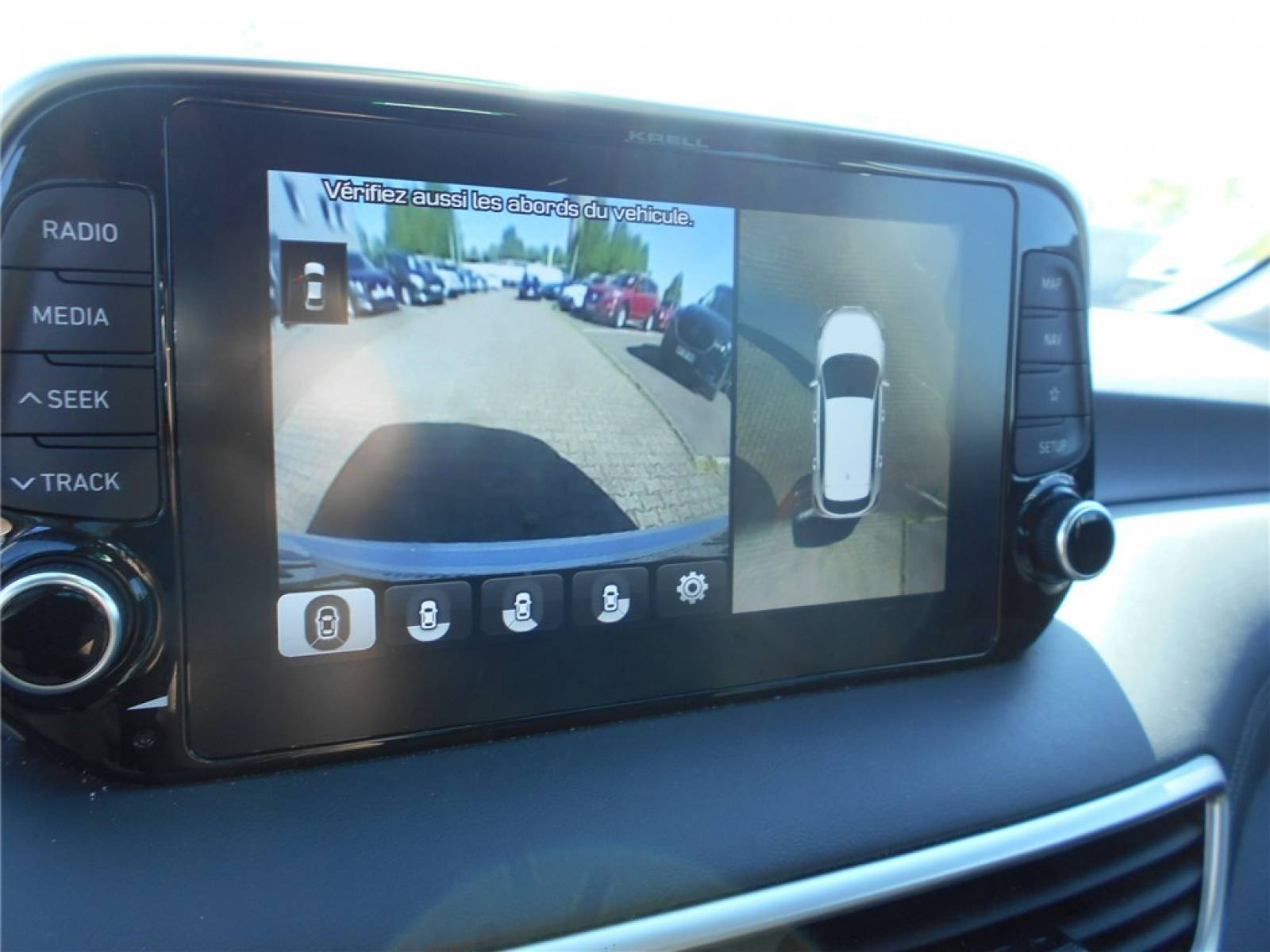 HYUNDAI Tucson 1.6 CRDi 136 - véhicule d'occasion - Groupe Guillet - Chalon Automobiles - 71100 - Chalon-sur-Saône - 26