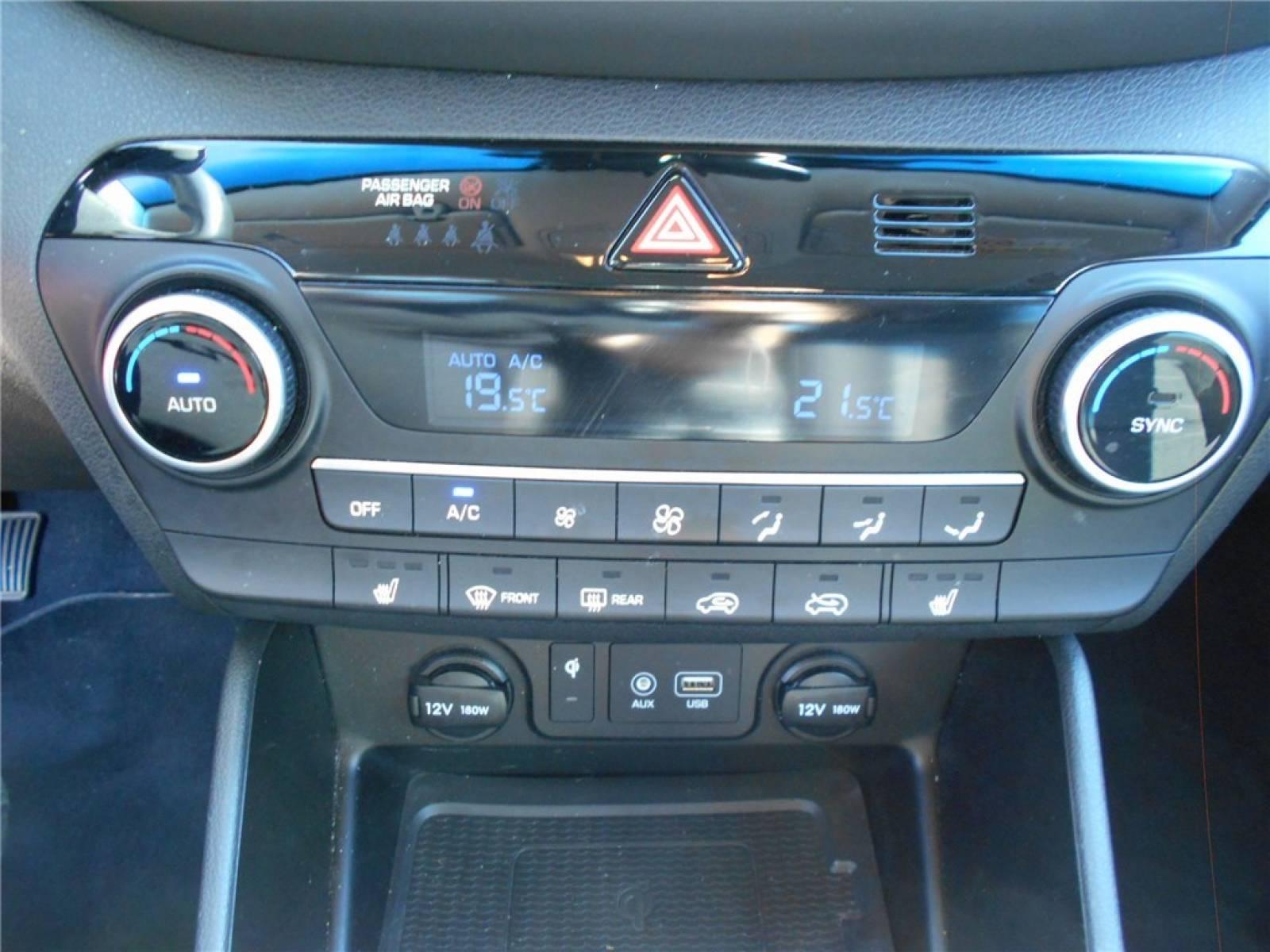 HYUNDAI Tucson 1.6 CRDi 136 - véhicule d'occasion - Groupe Guillet - Chalon Automobiles - 71100 - Chalon-sur-Saône - 28