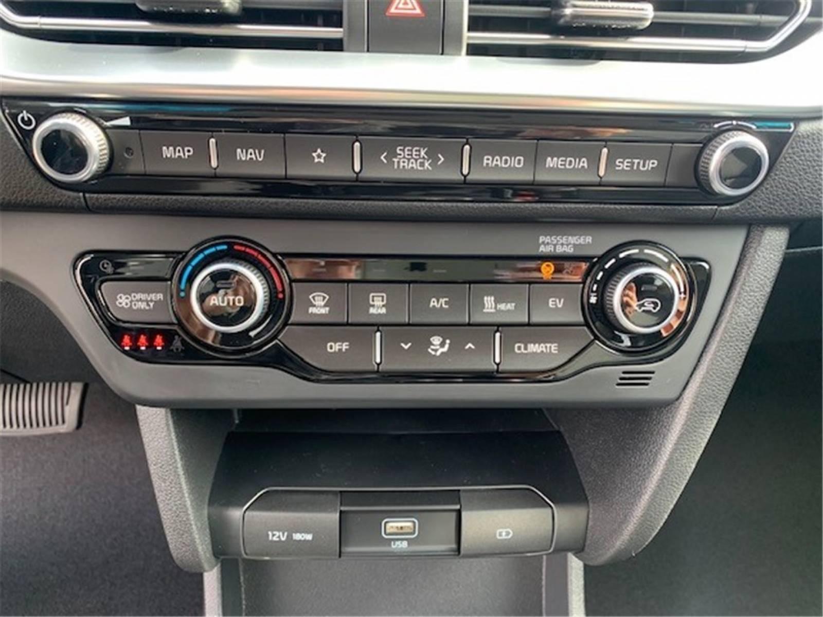 KIA e-Niro Electrique 204 ch - véhicule d'occasion - Groupe Guillet - Hall de l'automobile - Montceau les Mines - 71300 - Montceau-les-Mines - 37