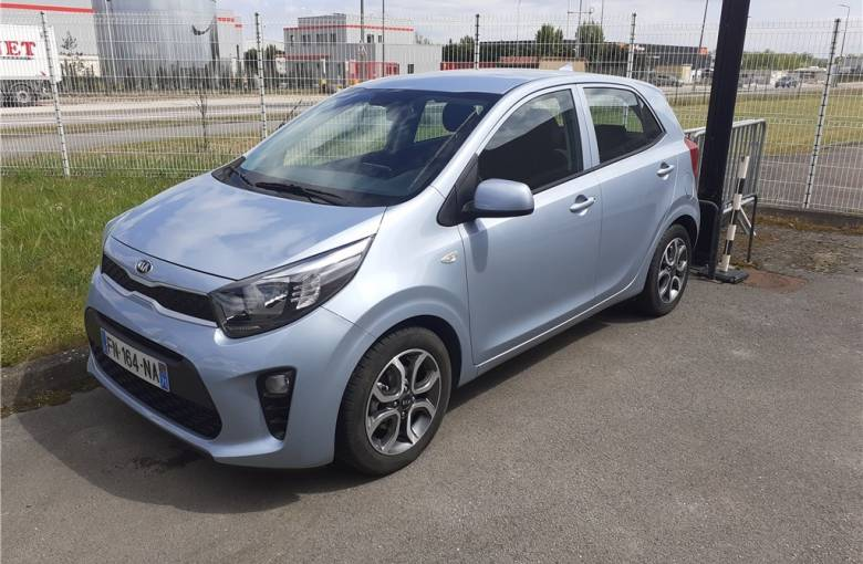KIA Picanto 1.0 essence MPi 67 ch ISG BVM5  Urban Edition - véhicule d'occasion - Groupe Guillet