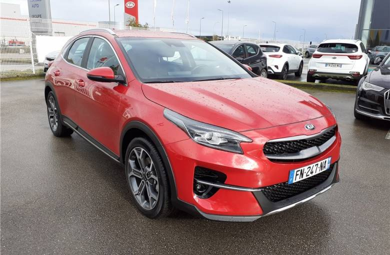KIA XCeed 1.6l CRDi 115 ch BVM6 ISG  Active - véhicule d'occasion - Groupe Guillet