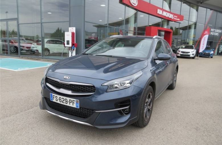 KIA XCeed 1.6l CRDi 136 ch BVM6 ISG  Active - véhicule d'occasion - Groupe Guillet