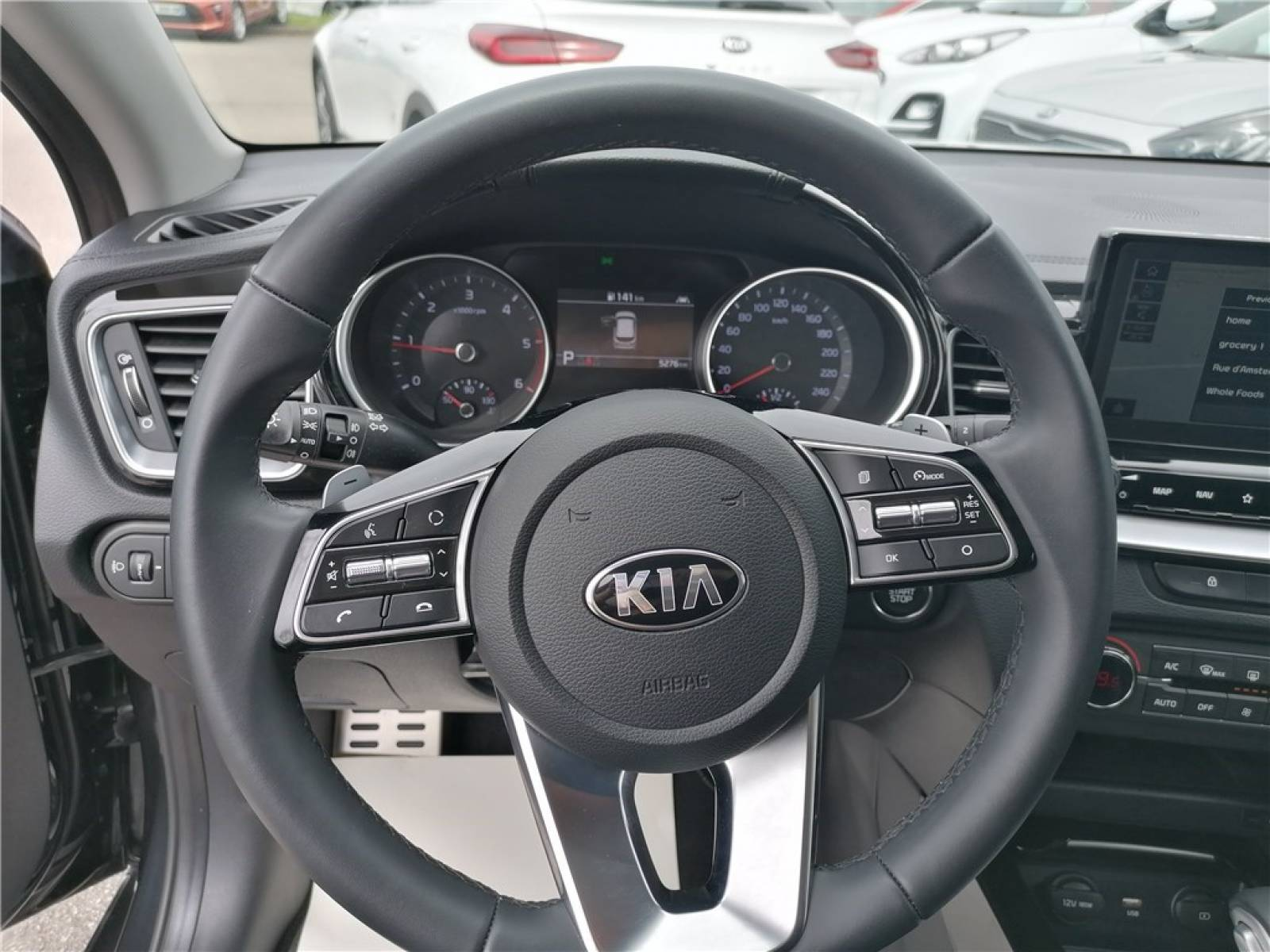 KIA XCeed 1.6l CRDi 136 ch DCT7 ISG - véhicule d'occasion - Groupe Guillet - Hall de l'automobile - Chalon sur Saône - 71380 - Saint-Marcel - 28