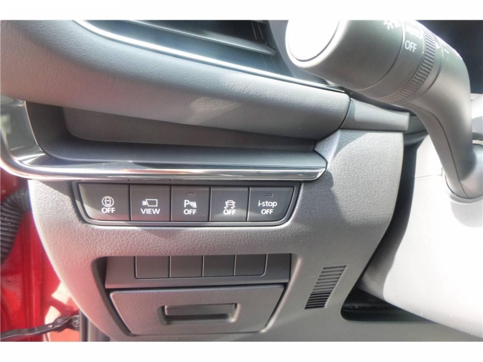 MAZDA Mazda3 5 portes 2.0L e-SKYACTIV-G M Hybrid 122 ch BVA6 - véhicule d'occasion - Groupe Guillet - Chalon Automobiles - 71100 - Chalon-sur-Saône - 13