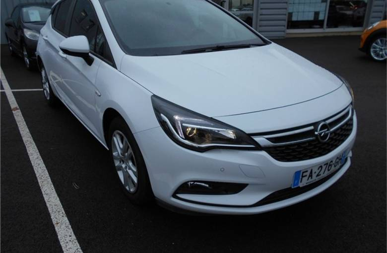 OPEL Astra 1.0 ECOTEC Turbo 105 ch  Edition - véhicule d'occasion - Groupe Guillet