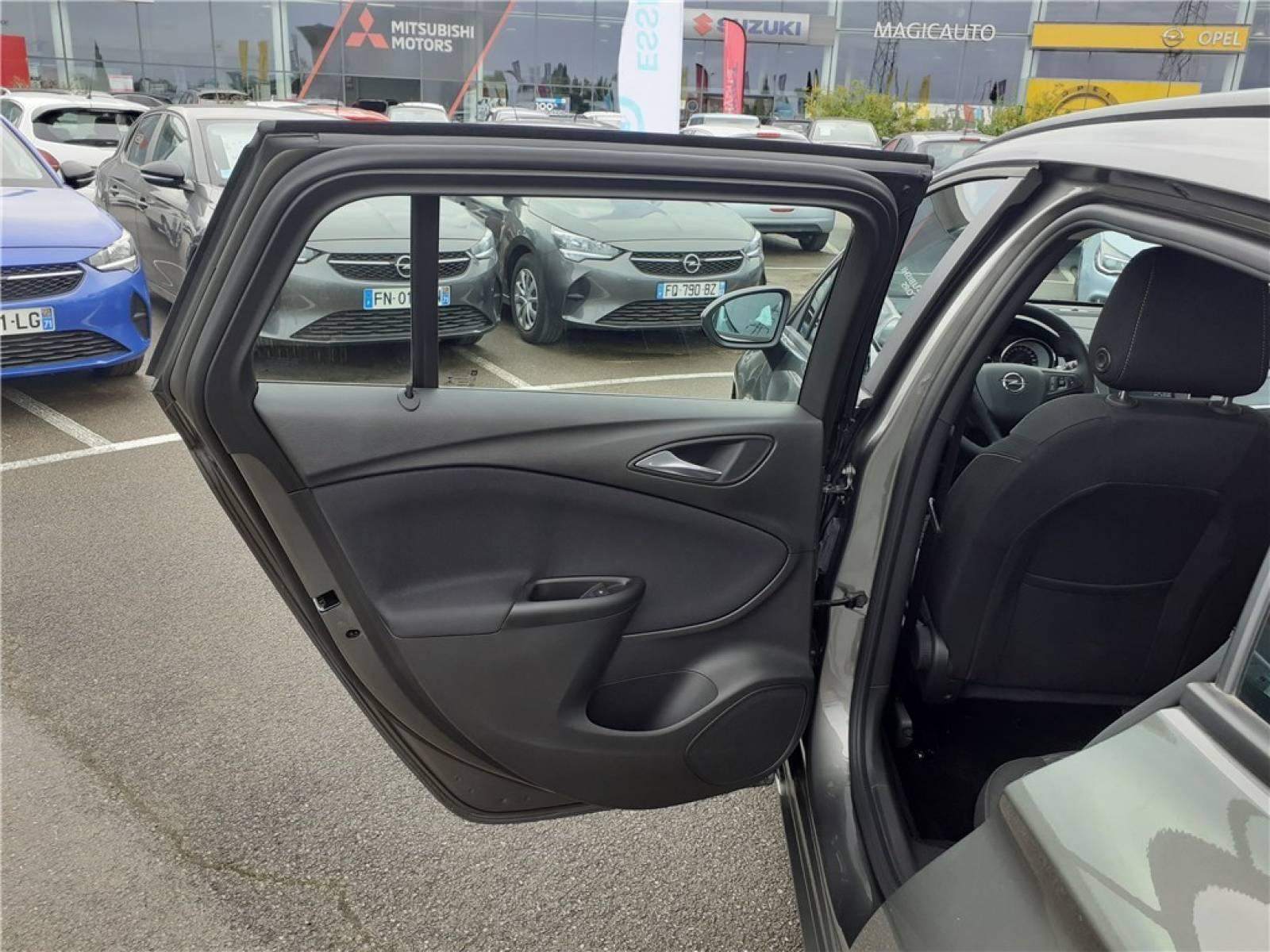 OPEL Astra Sports Tourer 1.5 Diesel 122 ch BVA9 - véhicule d'occasion - Groupe Guillet - Opel Magicauto - Chalon-sur-Saône - 71380 - Saint-Marcel - 27