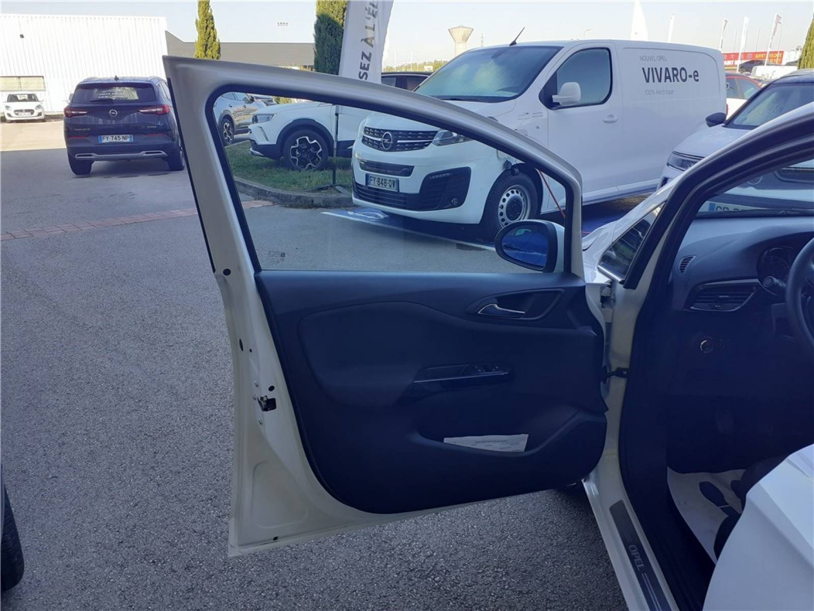 OPEL Corsa 1.0 Ecotec Turbo 90 ch - véhicule d'occasion - Groupe Guillet - Opel Magicauto - Chalon-sur-Saône - 71380 - Saint-Marcel - 18