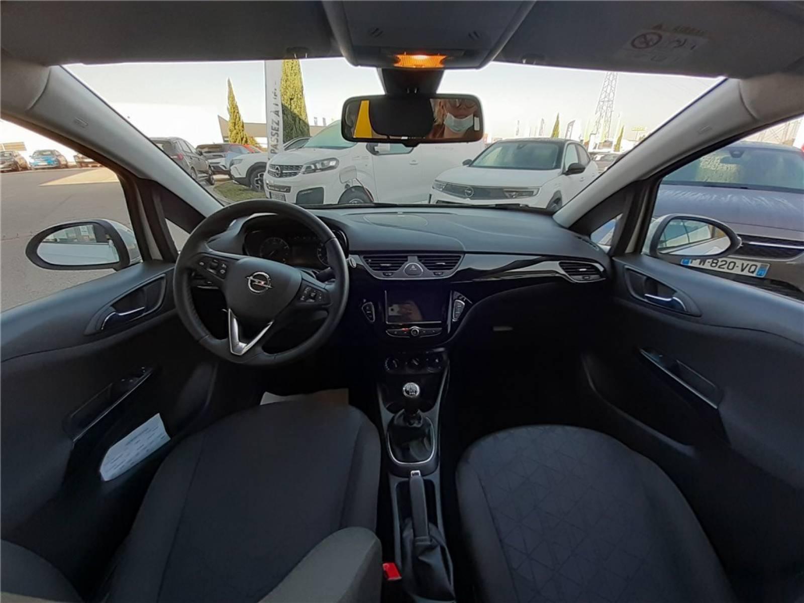 OPEL Corsa 1.0 Ecotec Turbo 90 ch - véhicule d'occasion - Groupe Guillet - Opel Magicauto - Chalon-sur-Saône - 71380 - Saint-Marcel - 33
