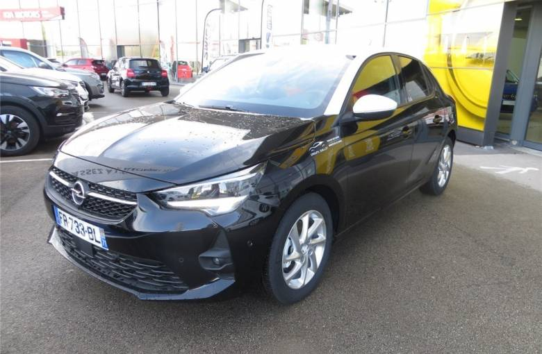 OPEL Corsa 1.2 Turbo 100 ch BVM6  GS Line - véhicule d'occasion - Groupe Guillet