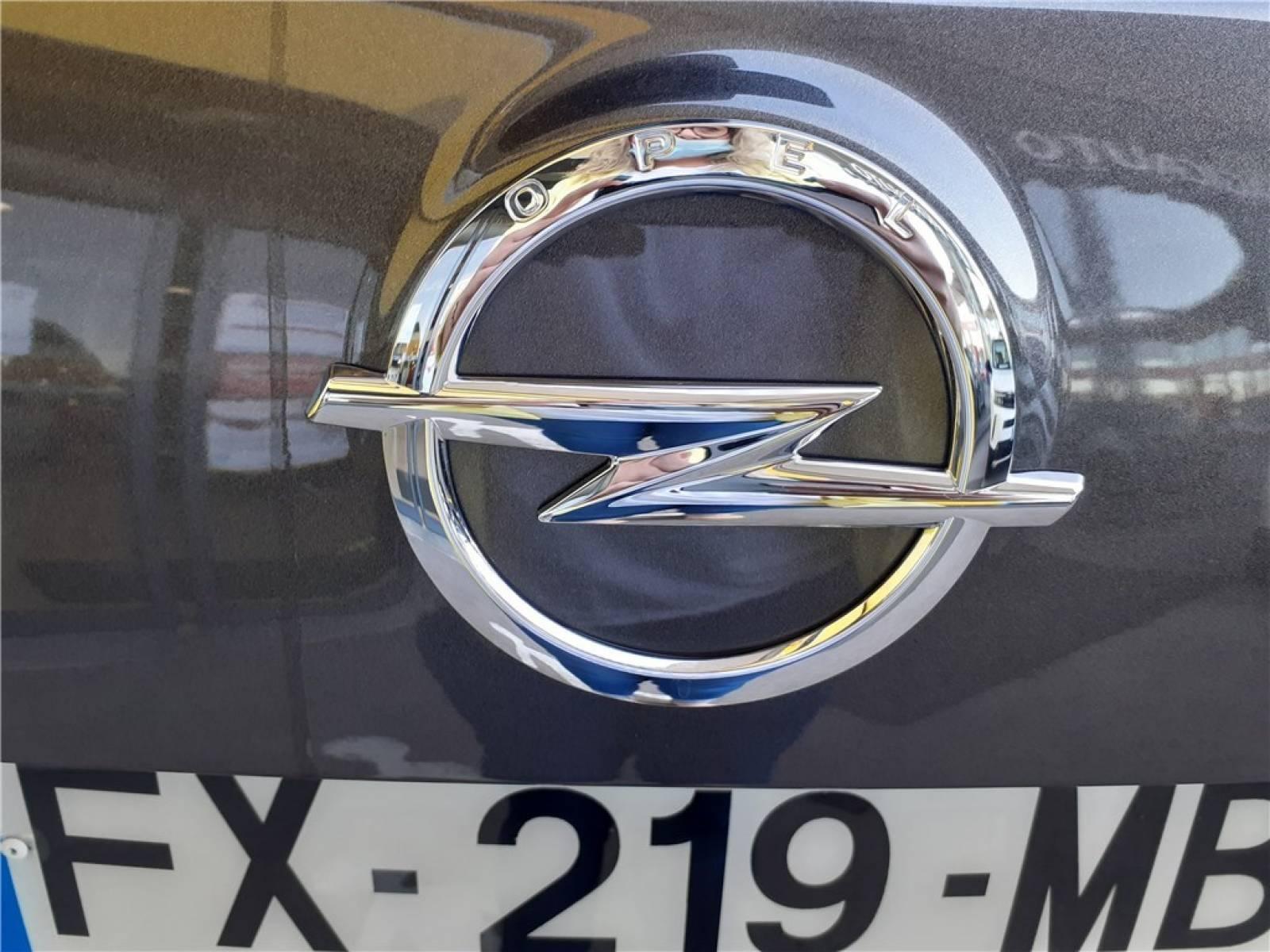 OPEL Crossland X 1.2 Turbo 130 ch - véhicule d'occasion - Groupe Guillet - Opel Magicauto - Chalon-sur-Saône - 71380 - Saint-Marcel - 5