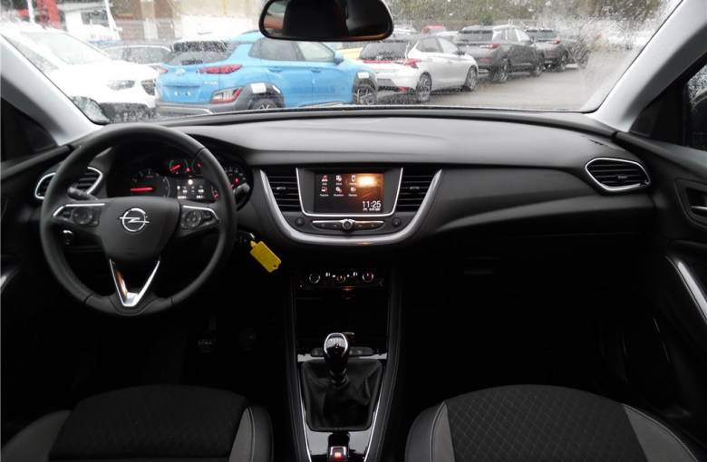 OPEL GRANDLAND X BUSINESS Grandland X 1.5 Diesel 130 ch  Edition Business - véhicule d'occasion - Groupe Guillet