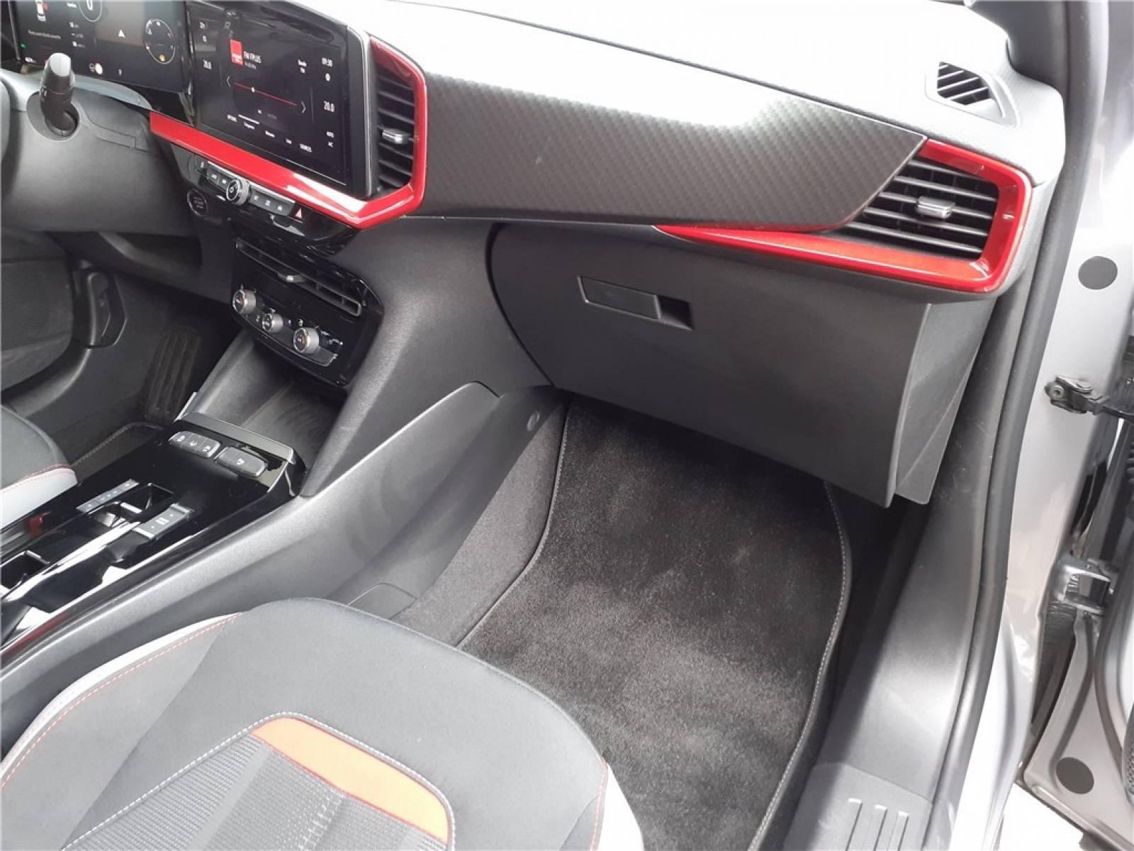 OPEL Mokka 1.2 Turbo 130 ch BVA8 - véhicule d'occasion - Groupe Guillet - Opel Magicauto - Chalon-sur-Saône - 71380 - Saint-Marcel - 58