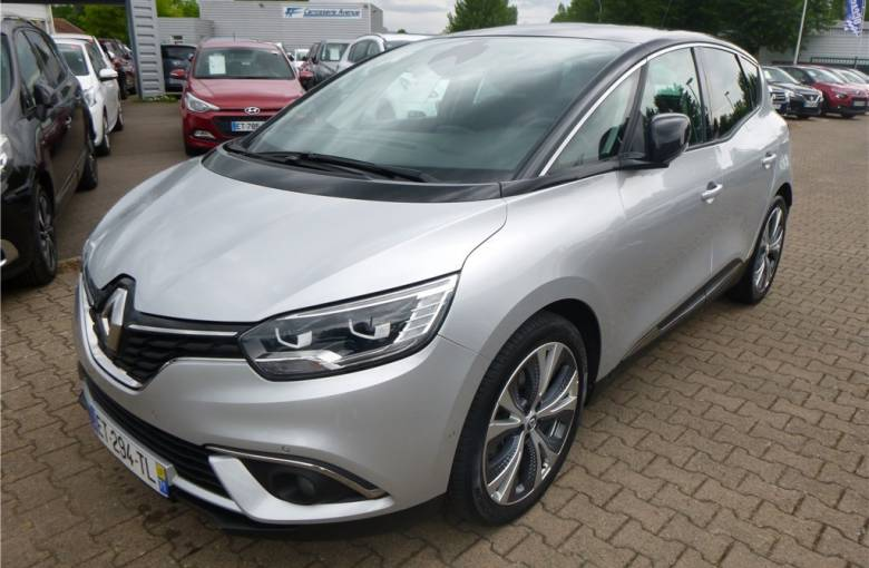 RENAULT SCENIC IV Scenic dCi 110 Energy  Intens - véhicule d'occasion - Groupe Guillet